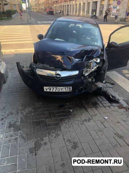 Продам а/м Opel Corsa битый