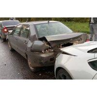 Продам а/м Mitsubishi Lancer битый